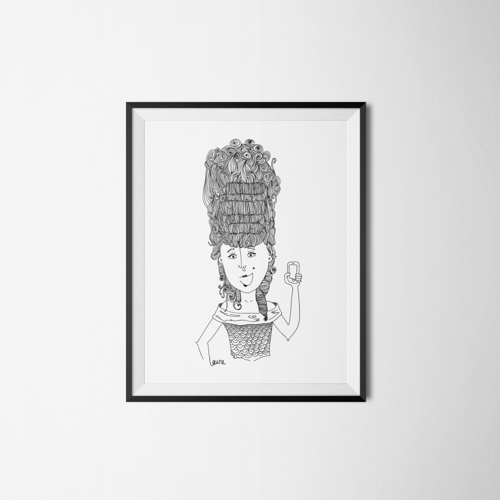 Duchesse • Illustration Vectorielle