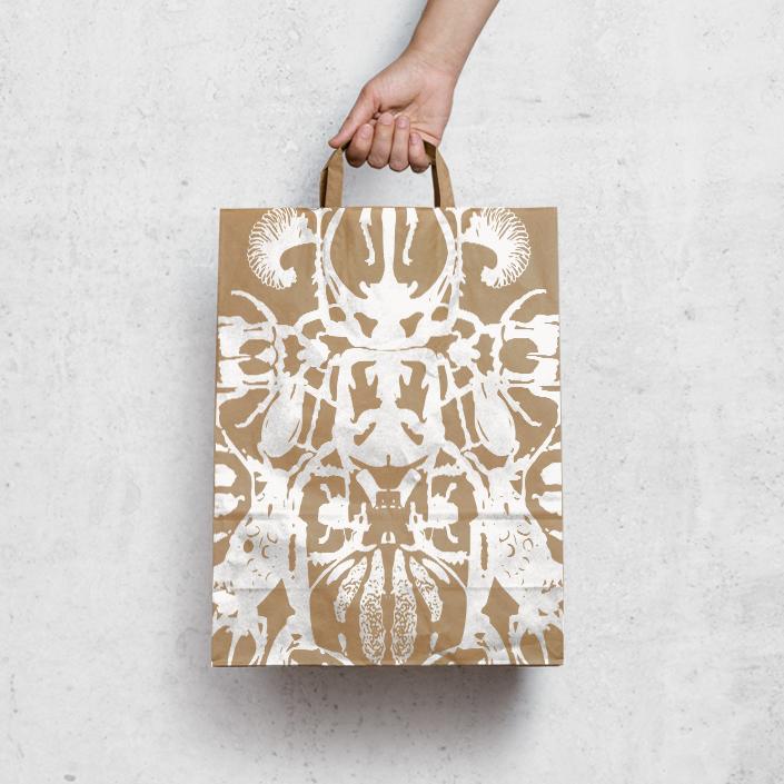 Paper Bag Beetles