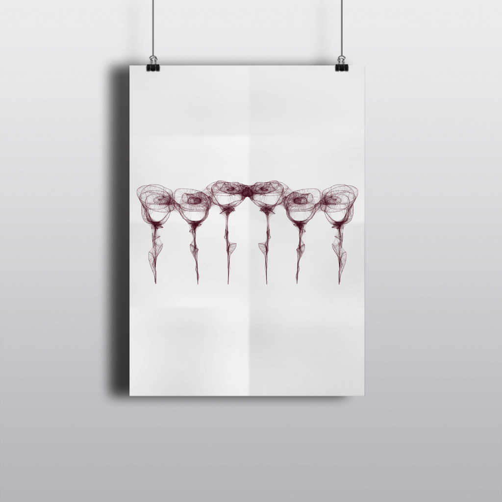 Roses • Illustration Web