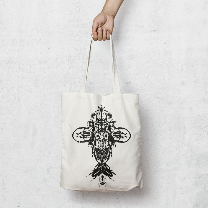 Tote Bag Beetles